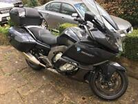 BMW K1600GT touring motorcycle