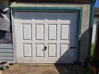 Garage door, up and over, Cardale, 2100Hx2420W, Excellent Condition