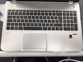 SILVER HP ENVY - USED - WINDOWS 10 OS- 4GB - 1TB STORAGE - CAN BE SWAPPED IN STORE FOR OLD GADGETS