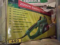 2000w electric chain saw