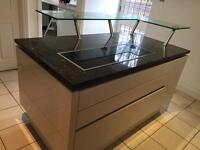 Complete Miele and Siemens granite kitchen