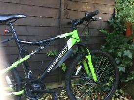 Apollo Gradient Mountain Bike For Sale