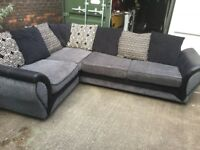 Corner sofa with built in sofa bed