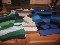 3 boys jumpers size 2-4 years from H & M in good condition