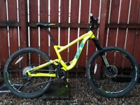 GT Sensor Comp 2017 Full Suspension Mountain Bike