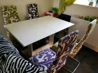 Extendable dining table (quick sale)
