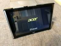 "ACER Iconia One 10 B3-A40 10.1"" Tablet 16 GB Blue with case PRISTINE CONDITION"