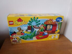 Brand New Lego Duplo 10526 Jake and the Neverland Pirates
