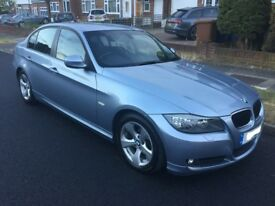 BMW 3 Series 2.0 320d Efficient Dynamics 4dr £20 Road Tax Fully Loaded