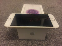 iPhone 6 Gold, UNLOCKED with box