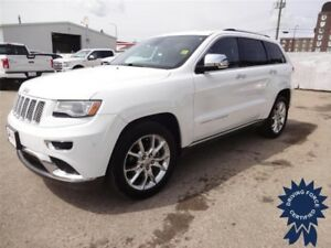 2014 Jeep Grand Cherokee Summit 4x4 - 63,423 KMs, 5 Passenger