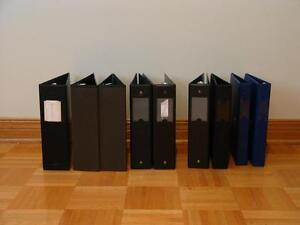 Office supplies - 3-ring binders West Island Greater Montréal image 2