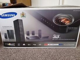 Samsung Blue-ray 3D Home entertainment system