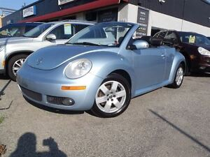 2007 Volkswagen New Beetle 2.5L, convertible, full, cuir, full g