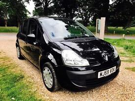 Stunning 2010 RENAULT GRAND MODUS EXPRESSION 1.2 Only 41K lowMileage new mot