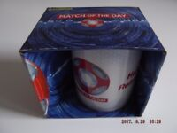 Match of the day mug In box as new