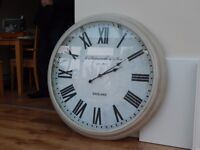 NEXT - J Hepworth Extra Large Clock , Kitchen Hallway Conservatory