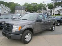 2010 Ford F-150 XL Ext Cab, Long Box, 4x4, ONLY 10000 KMS, 5.4L