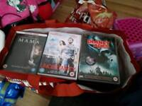 DVD and some blurays