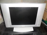 Philips LG 15 inch 4:3 TV or PC Monitor Television