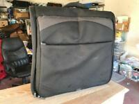 Suit bag carrier