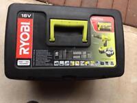 Ryobi toolbox