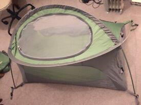 Arc 2 Lightweight travel cot tent