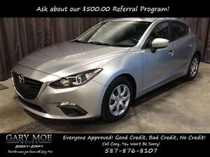 2014 Mazda MAZDA3 SPORT GX *Hatch-Back* *Class Leading Fuel Econ