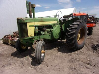John Deere 720 Standard Diesel Tractor