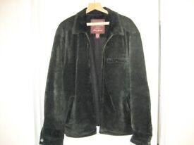 Very Nice Vintage Eddie Bauer Suede Jacket