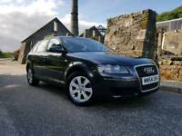 Audi A3 2.0 tdi 140 bhp 12 months mot, cambelt done, 6 speed manual