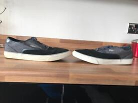 Lacoste trainer size 10