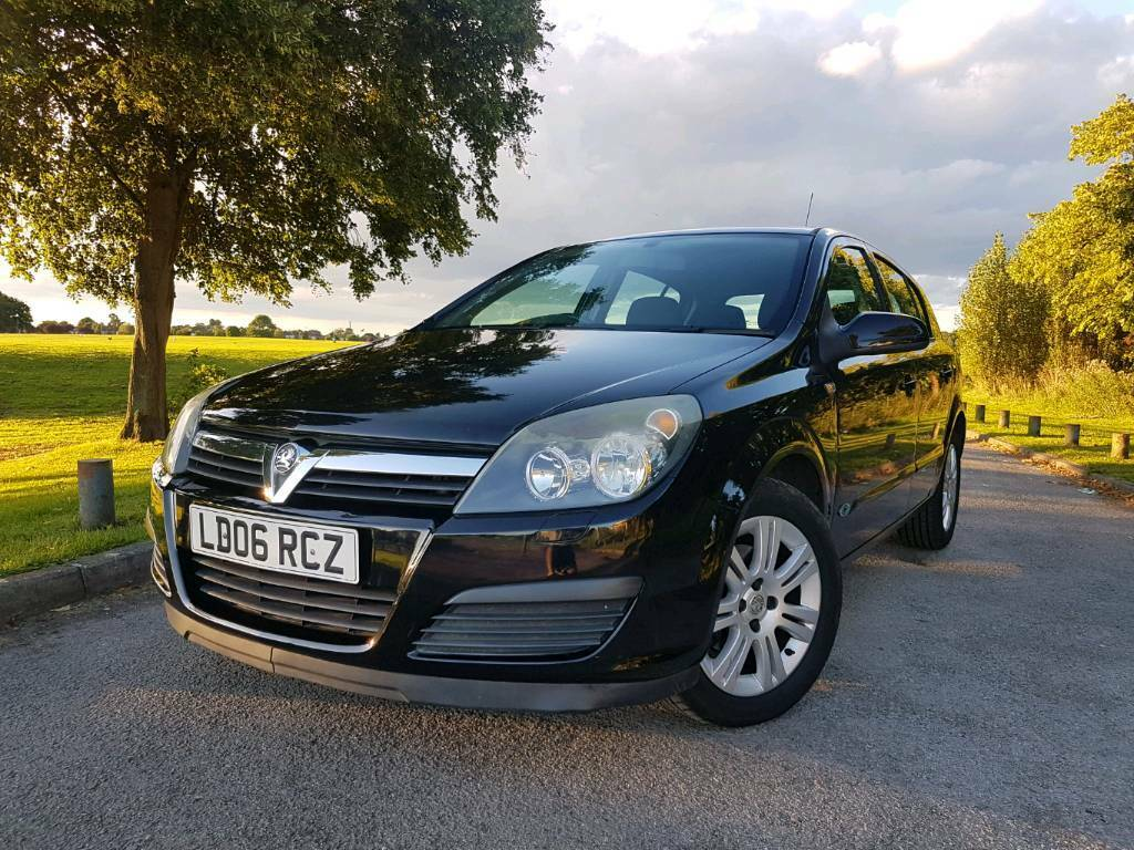 Vauxhall Astra 1.4 - FULL SERVICE HISTORY - 12 MONTHS MOT