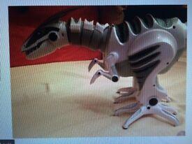 Roboraptor , Giant Robotic Interactive Dinosaur