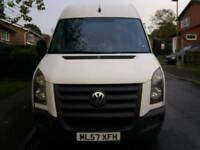 crafter 2007 lwb spares and repair