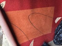 Three rugs, excellent quality and condition, sad to see them go!