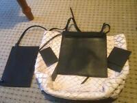 Oskien Pirarucu leather bag £50