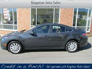 2013 Mazda MAZDA6 GS W/ ALLOYS, BLUETOOTH