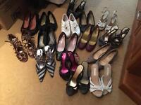 Reduced bundle shoes £10