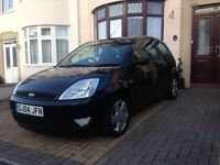 Ford Fiesta , 2004, a/c, perfect condition
