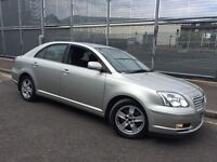 TOYOTA AVENSIS 2.2 D-4D = DIESEL = £1090 ONLY =