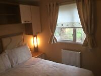 Caravan To let Setonsands central heating double glazing close to all amenities