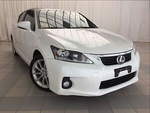2013 Lexus CT 200h Technology Package: 1 Owner, Hybrid.