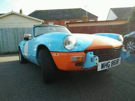 Triumph Spitfire 1500 - open to offers
