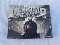 RailRoad Tycoon - The Boardgame (New)