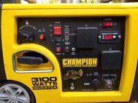 Champion 3100 Petrol Inverter Generator 3.1kW