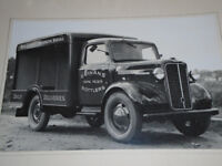1950s Original Photograph Guinan's Liverpool Bottlers Of Slater St Commer Lorry sign