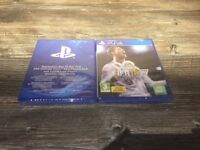FIFA 18 (PS4) BRAND NEW (Sealed) + PSN PLUS TRIAL