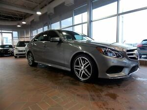 2015 Mercedes-Benz E-Class E250BT 4MATIC, toit panoramique, assi