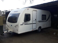 Bailey Orion 430/4 caravan
